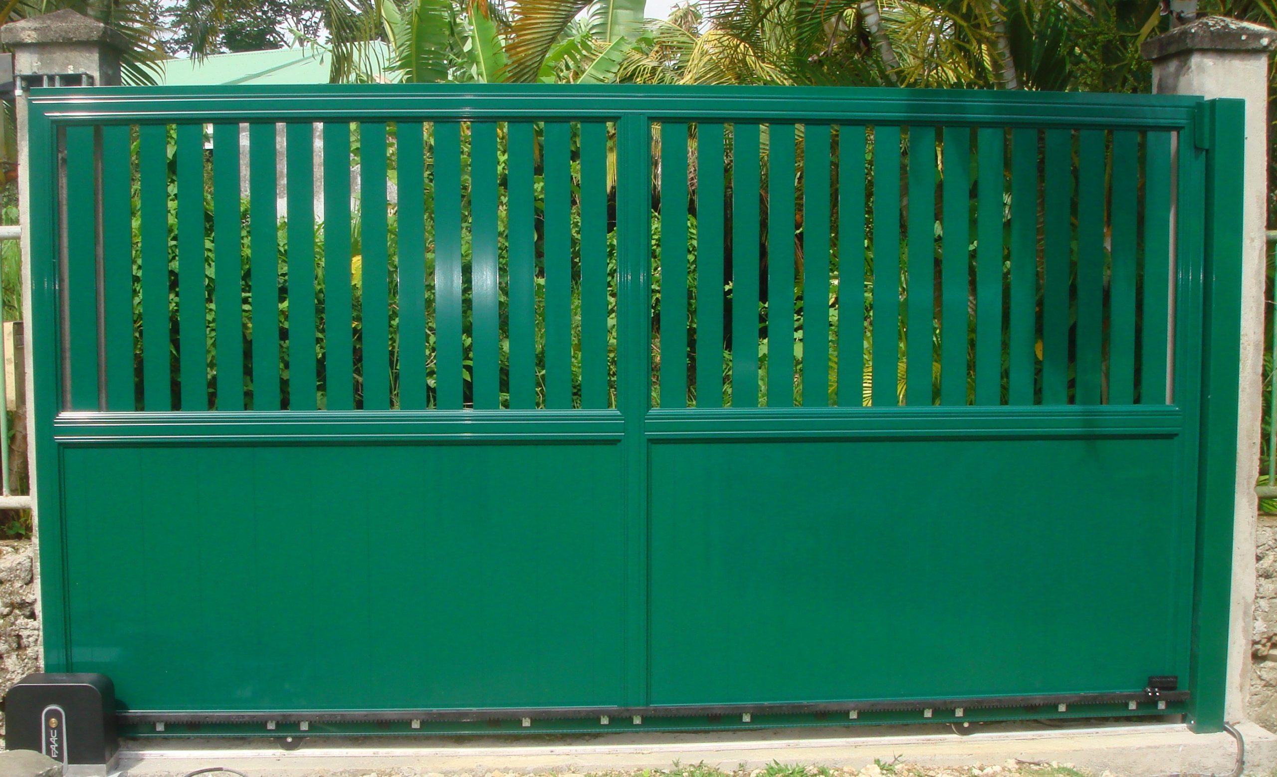 portail vert 1