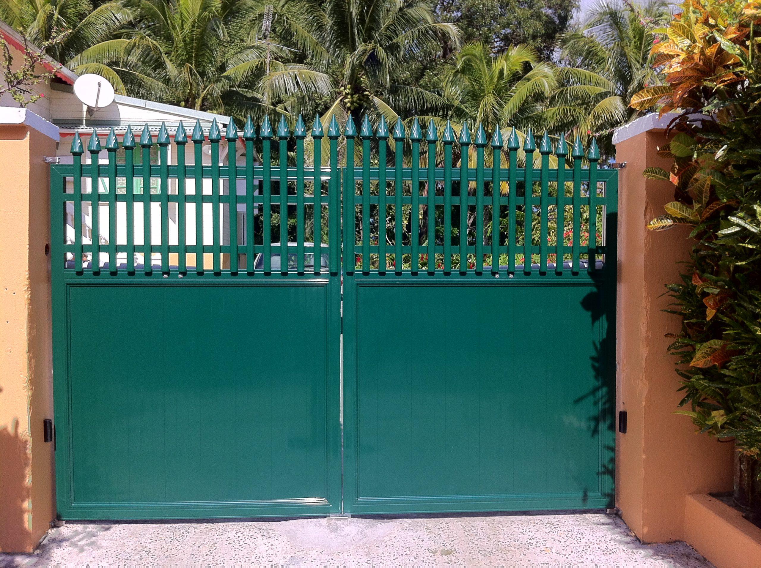 portail vert